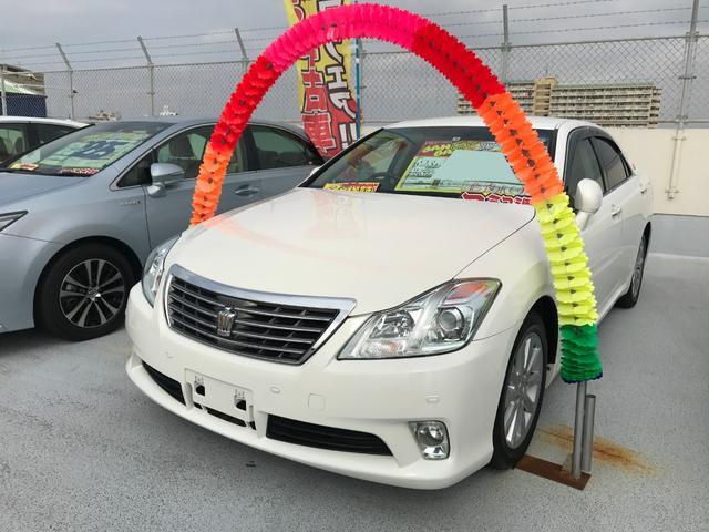 沖縄県の中古車ならクラウン 2.5ロイヤルサルーン アニバーサリーED