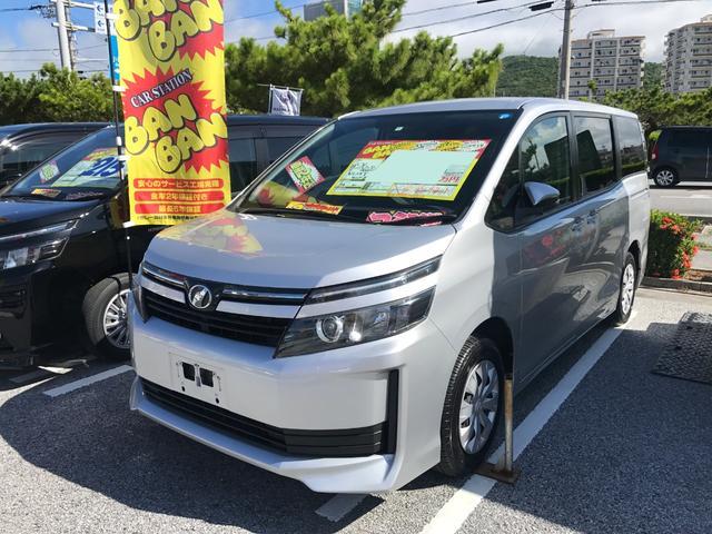 沖縄県の中古車ならヴォクシー X ワンセグナビ バックモニター