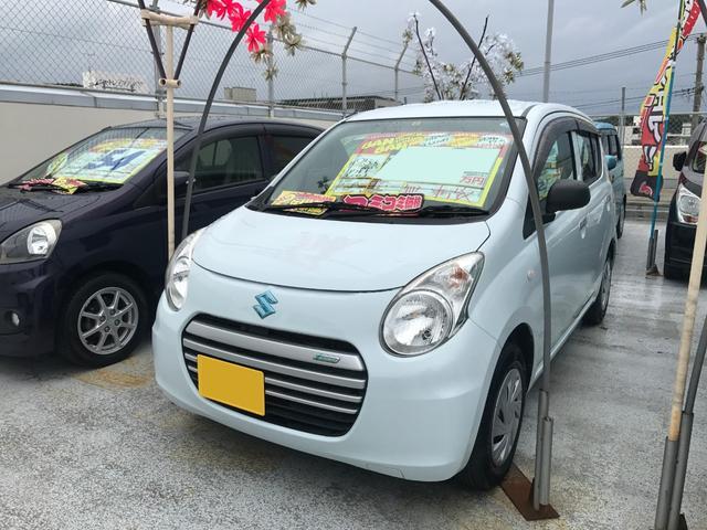沖縄県の中古車ならアルトエコ ECO-L アイドリングストップ