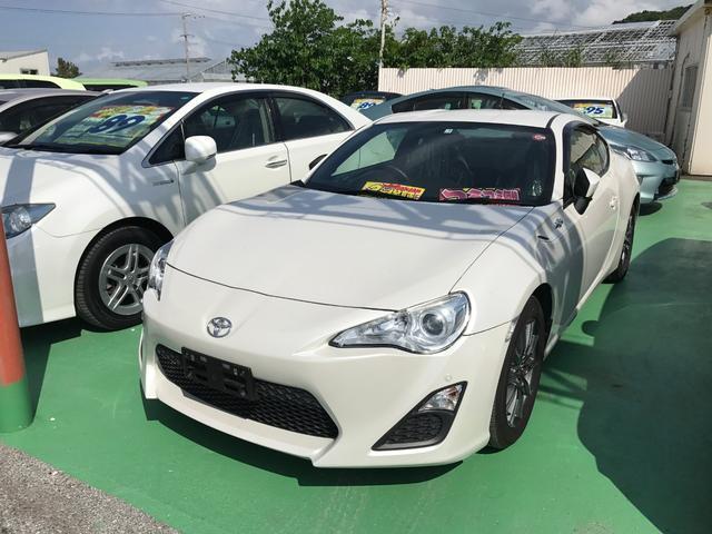 沖縄県の中古車なら86 G フルセグナビ バックモニター