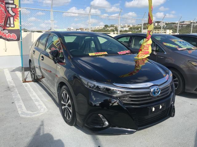 沖縄県の中古車ならSAI S ナビ バックモニター