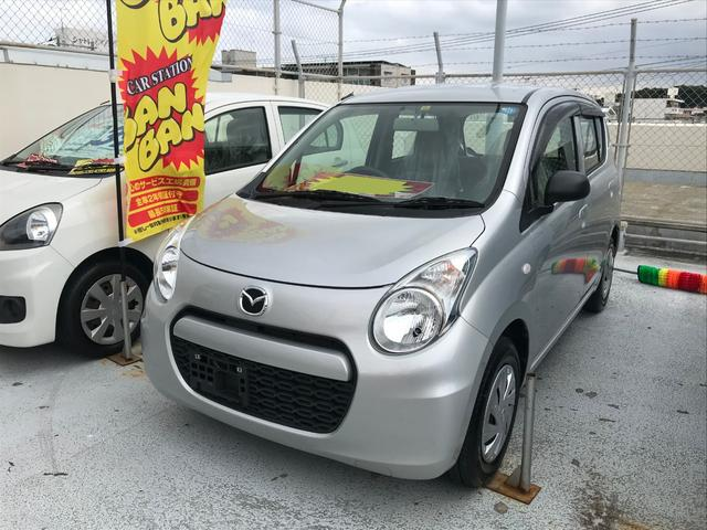 沖縄県の中古車ならキャロルエコ ECO-L