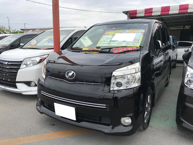 沖縄県豊見城市の中古車ならヴォクシー ZS 煌II フルセグナビ バックモニター