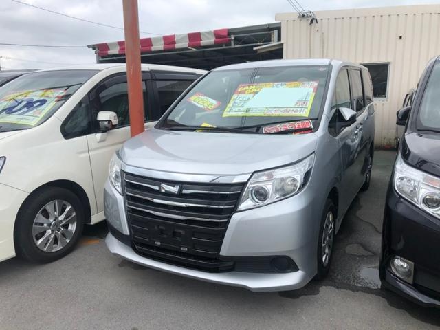 沖縄県の中古車ならノア X ワンセグナビ バックモニター