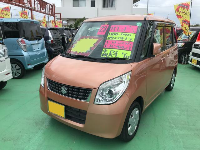 沖縄県の中古車ならパレット リミテッド キーフリーシステム HDD ETC