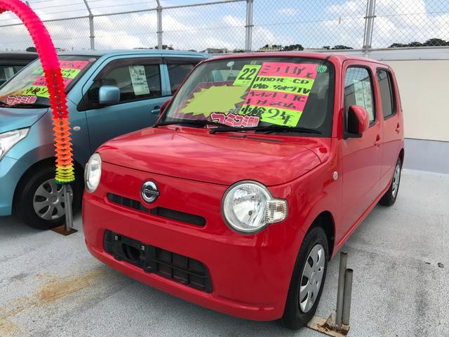 沖縄県の中古車ならミラココア ココアX ワンセグHDDナビ ETC