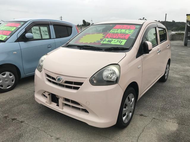 沖縄県豊見城市の中古車ならミライース L アイドリングストップ