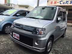 沖縄の中古車 三菱 トッポ 車両価格 33万円 リ済込 平成23年 10.2万K シルバー