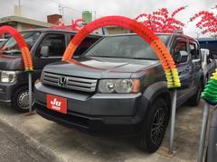 沖縄の中古車 ホンダ クロスロード 車両価格 49万円 リ済込 平成19年 9.2万K グレー