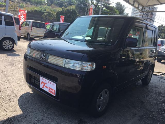 沖縄の中古車 ホンダ ザッツ 車両価格 16万円 リ済込 平成19年 9.8万km パープル