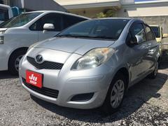 沖縄の中古車 トヨタ ヴィッツ 車両価格 29万円 リ済込 平成21年 9.8万K シルバー