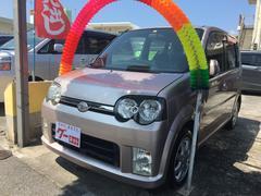 沖縄の中古車 ダイハツ ムーヴ 車両価格 23万円 リ済別 平成18年 10.7万K ピンク