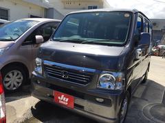 沖縄の中古車 ホンダ バモス 車両価格 53万円 リ済込 平成24年 9.5万K グレー