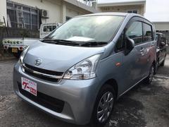 沖縄の中古車 ダイハツ ムーヴ 車両価格 37万円 リ済込 平成23年 7.7万K ブライトシルバーメタリック