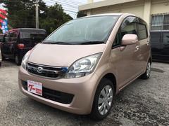 沖縄の中古車 ダイハツ ムーヴ 車両価格 29万円 リ済別 平成20年 8.5万K Lピンク