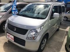沖縄の中古車 スズキ ワゴンR 車両価格 33万円 リ済込 平成22年 9.9万K シルバー