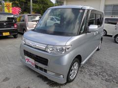 沖縄の中古車 ダイハツ タント 車両価格 39万円 リ済込 平成20年 10.8万K シルバー