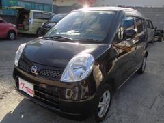 沖縄の中古車 日産 モコ 車両価格 29万円 リ済込 平成22年 8.4万K パープル