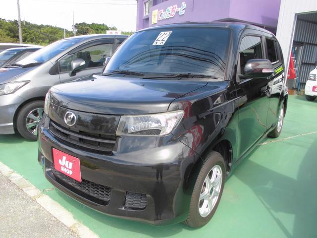 沖縄の中古車 トヨタ bB 車両価格 29万円 リ済込 2010(平成22)年 10.8万km ブラック