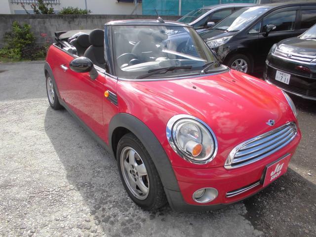 「MINI」「MINI」「オープンカー」「沖縄県」の中古車