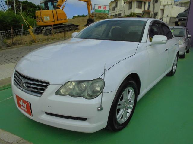 マークX:沖縄県中古車の新着情報