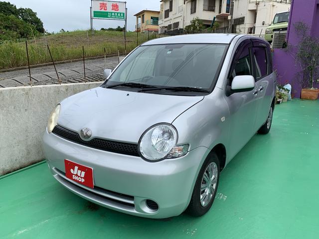 沖縄県豊見城市の中古車ならシエンタ X