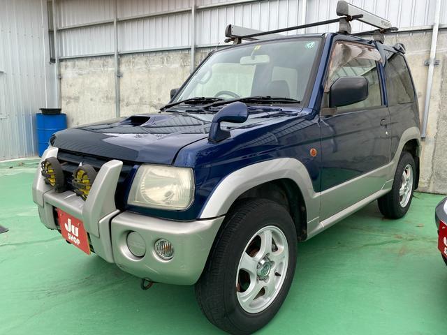 沖縄県那覇市の中古車ならパジェロミニ VR
