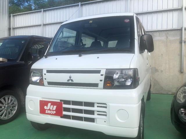 沖縄の中古車 三菱 ミニキャブバン 車両価格 29万円 リ済込 2011(平成23)年 13.3万km ホワイト