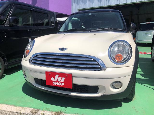 沖縄県沖縄市の中古車ならMINI クーパー