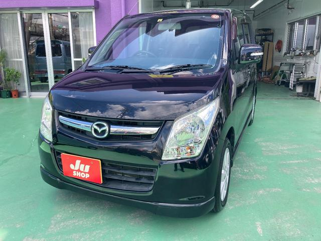 沖縄県沖縄市の中古車ならAZワゴン XSスペシャル