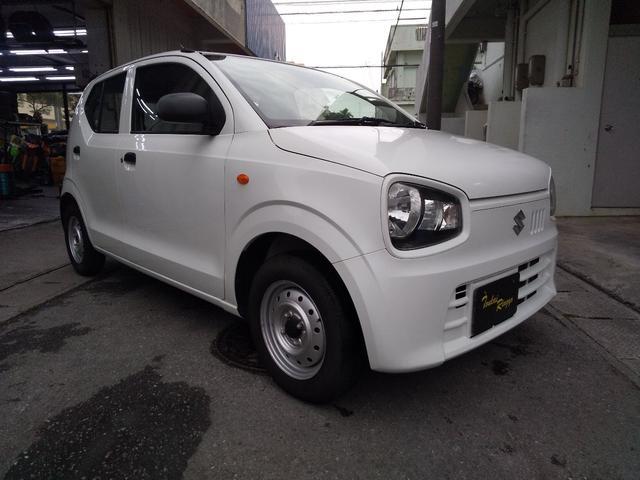 沖縄の中古車 スズキ アルト 車両価格 29万円 リ済込 2016(平成28)年 9.4万km ホワイト