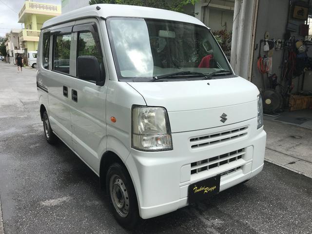 沖縄県の中古車ならエブリイ PA バッテリー新品交換サービス