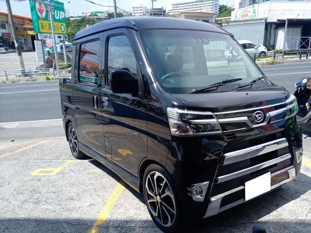 沖縄県沖縄市の中古車ならハイゼットカーゴ デッキバンG SAIII