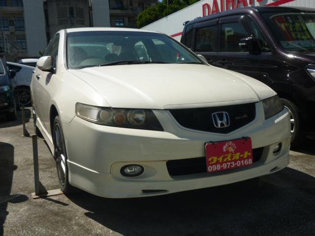 沖縄県の中古車ならアコード ユーロR