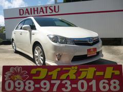 沖縄の中古車 トヨタ SAI 車両価格 98万円 リ済込 平成23年 9.6万K パールホワイト