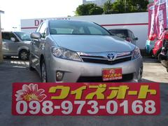 沖縄の中古車 トヨタ SAI 車両価格 92万円 リ済込 平成22年 9.1万K シルバー