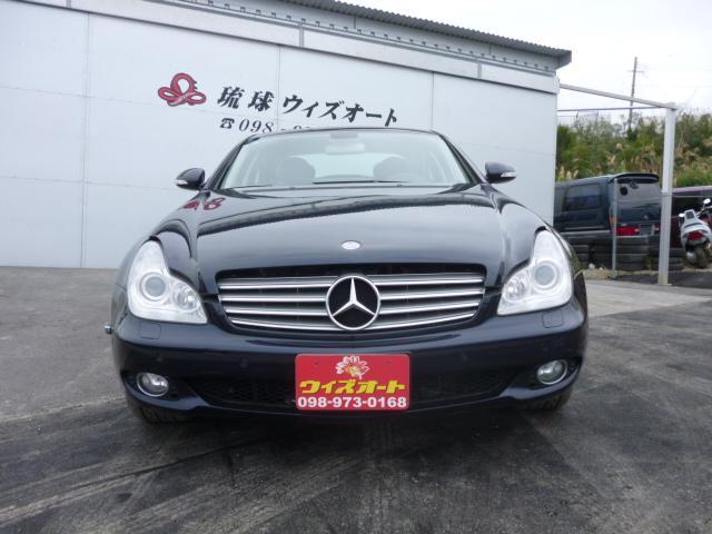 沖縄県うるま市の中古車ならM・ベンツ CLS500