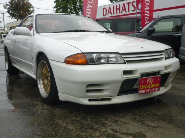 沖縄県の中古車ならスカイライン GT-R