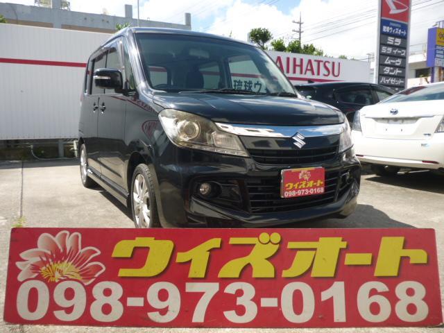 沖縄県の中古車ならソリオバンディット DJE