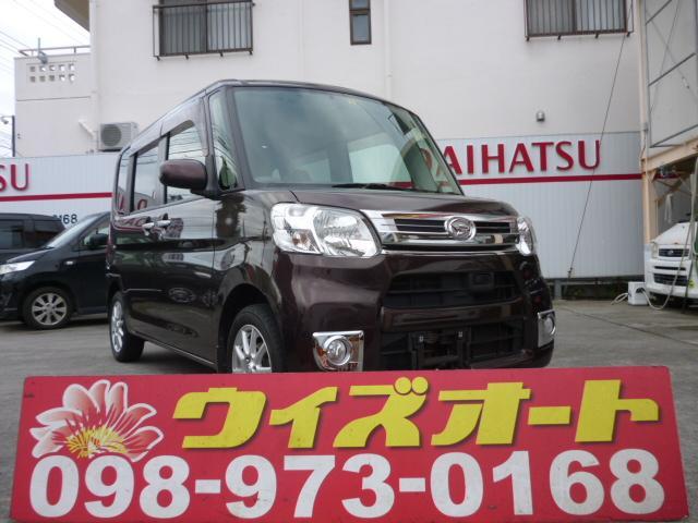 沖縄県うるま市の中古車ならタント Xターボ  本土仕入