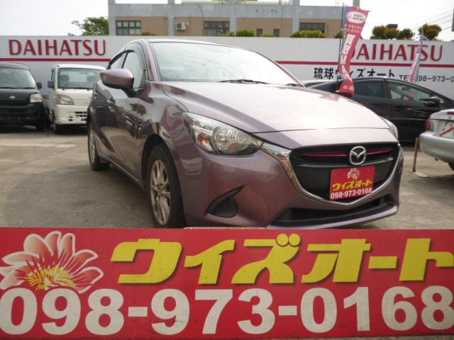 沖縄県の中古車ならデミオ XD