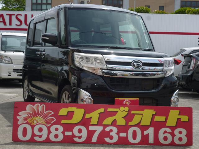沖縄県うるま市の中古車ならタント カスタムX スマートセレクションSN