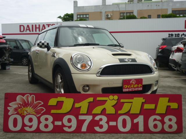 沖縄の中古車 MINI MINI 車両価格 39万円 リ済込 2009(平成21)年 14.3万km ホワイトII