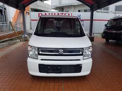 沖縄の中古車 スズキ ワゴンR 車両価格 127.3万円 リ済別 新車  ホワイト