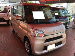 沖縄の中古車 ダイハツ タント 車両価格 142万円 リ済込 平成29年 7K ピンクM