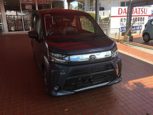 沖縄の中古車 ダイハツ ムーヴ 車両価格 149万円 リ済別 新車  ライトグレーM