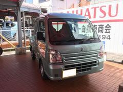 沖縄の中古車 スズキ スーパーキャリイ 車両価格 97.4万円 リ済別 新車  Lグリーン