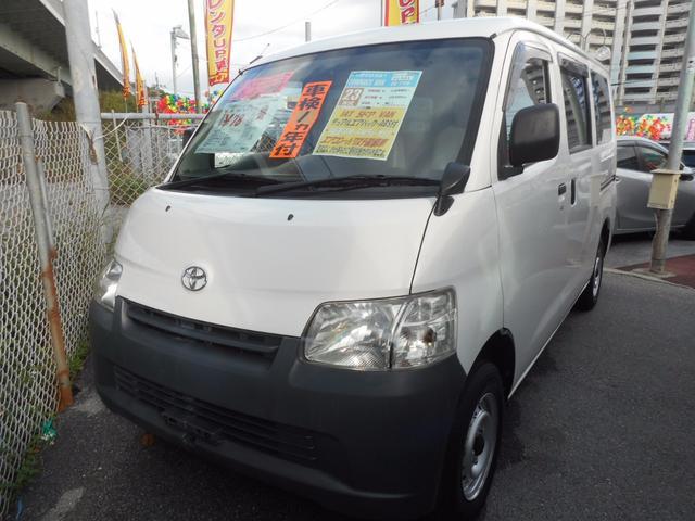 沖縄の中古車 トヨタ タウンエースバン 車両価格 70万円 リ済込 平成23年 10.6万km ホワイト