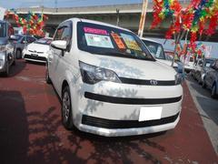 沖縄の中古車 トヨタ スペイド 車両価格 68万円 リ済込 平成24年 9.4万K パールホワイト