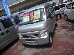 沖縄の中古車 ホンダ アクティバン 車両価格 53万円 リ済込 平成24年 8.8万K シルバーM
